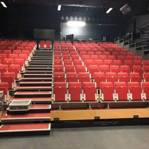 Miskin Auditorium Theatre Space