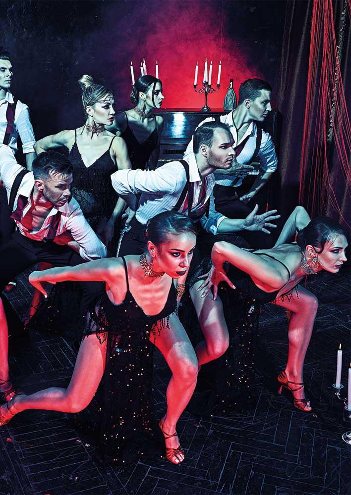 Miskin Dance 2019 Revue Poster