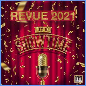 Musical Theatre Revue Poster